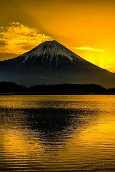 富士山、絶景