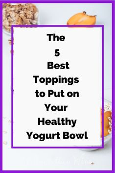 Repin and click for the 5 Best Toppings for Your Yogurt #yogurt #food #recipes Best Greek Yogurt, Fage Greek Yogurt, Coconut Yogurt, Healthy Yogurt, Healthy Fats, Healthy Eating, Types Of Yogurt, Yogurt Bowl, Plant Based Breakfast