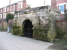 The Pikeing Well, New Walk Fulford