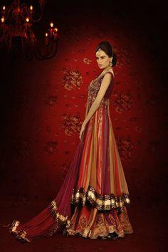 Lajwanti Latest Bridal Wear 2012 & Kundan Jewellery Lajwanti Latest Bridal Wear 2012 & Kundan Jewellery h – Fashion In step.Com
