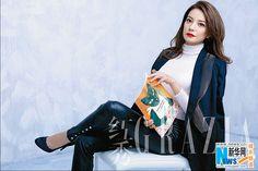 Chinese actress Zhao Wei
