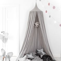 girly girl room ikea toddler bed target bedding ikea canopy made into a reading nook girly. Black Bedroom Furniture Sets. Home Design Ideas