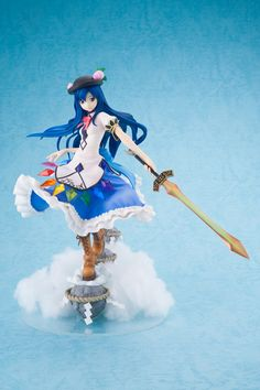 Touhou Project Tenshi Hinanawi Statue [Pre-order]