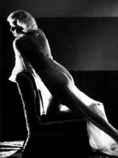 Jean Harlow c. 1930's Repinned by www.fashion.net