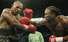 Mike Tyson vs. Lennox Lewis (June 8, 2002) - http://kocosports.com/2012/07/04/combat-tv/boxing-fights/video-mike-tyson-vs-lennox-lewis-june-8-2002/
