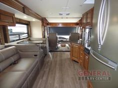 New 2018 Fleetwood RV Storm 36D Motor Home Class A at General RV | North Canton, OH | #159569