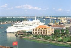 Arrival in Saigon, meet Welcome Vietnam Tour local guide at Tan Son Nhat International Airport (Flight: 15h45) and transfer to hotel for check in. A short Sai Gon city tour (if time permit): Thien Hau Pagoda, China Town. Welcome dinner on cruise along Sai.