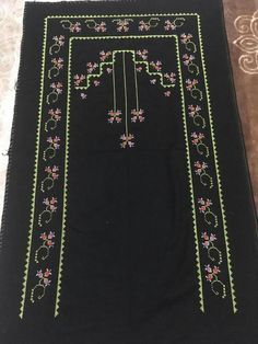 Prayer Rug, Embroidery Stitches, Bohemian Rug, Cross Stitch, Rugs, Sewing, Creative, Model, Fashion For Girls