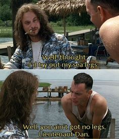 Im forrest gump.people call me forrest gump Funny Movies, Great Movies, Funny Movie Quotes, Funny Movie Scenes, Hilarious Quotes, Awesome Movies, Iconic Movies, Love Movie, I Movie