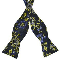 Pensee Mens Self Bow Tie Black & Yellow & Dark Blue & Purple Floral Silk Bow Ties PenSee,http://www.amazon.com/dp/B00ATMAS60/ref=cm_sw_r_pi_dp_sbSfsb1RKXV7FWWQ