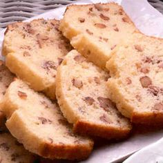 Help+us+fight+hunger+in+partnership+with+Feeding+America®+when+you+pin+or+repin+Land+O'Lakes+recipes.+Learn+more+at+www.landolakes.com/pinameal.  Lemon glazed nut bread