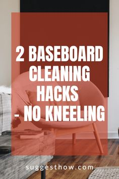 Does the thought of cleaning baseboards hurt your back? How often to clean baseboards anyway? Find out some of the best ways for how to clean baseboards without keeling. #DIYcleaningrecipe #cleaninghacks #cleaningtricks #homehacks #home #homemaintenance #homemaking #homemakingtips #housekeeping #householdhacks Deep Cleaning Tips, Household Cleaning Tips, Cleaning Hacks, Hacks Diy, Home Hacks, Yoga For Flat Belly, Cleaning Baseboards, Homemaking, Housekeeping