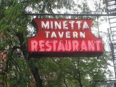 Minetta Tavern. Best burger EVER!