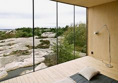architecture norway | Cabin Inside-Out, Hvaler
