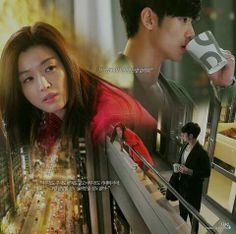 You Who Came From the Stars (My Love from the Stars) is an AWESOME & FUNNY new drama. Totally recommend this show. :)) #KimSooHyun #JeonJiYeon