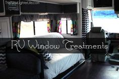 Awesome! Shows how to do all the different window treatments