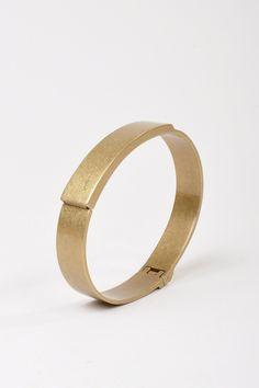 Maison Martin Margiela-11 Brass Bracelet