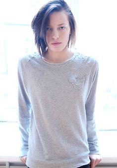Erika Linder - the Fashion Spot