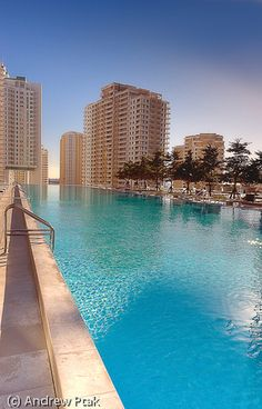 Miami, Florida  (Icon Brickell pool) - ASPEN CREEK TRAVEL - karen@aspencreektravel.com