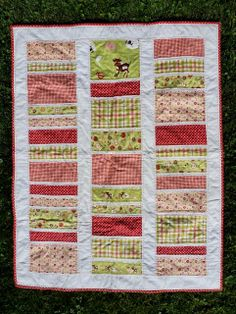 Use this layout for next quilt