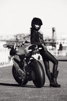 Rider moto style i Ona...