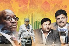 """""""State capture"""": How the Gupta brothers hijacked South Africa using bribes instead of bullets College Senior Pictures, Country Senior Pictures, End Of Apartheid, Jacob Zuma, Senior Picture Makeup, College Books, The Brethren, New Politics, India Travel"""