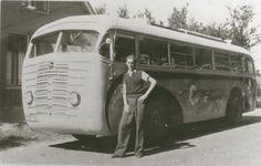 Buses, Trucks, (Ship) Engines KROMHOUT The Netherlands – Myn Transport Blog Busses, Cool Cars, Transportation, Tourism, Engineering, Public, Trucks, Train, Vehicles