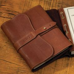 Colonel Littleton No. 9 Journal with Ruled Filler