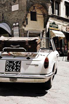 Traveling to Cortona, Italy