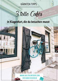 Tipps für den Besuch von 3 coolen Themen Cafés in #Klagenfurt. Hier in #Kärnten gibt es das erste Harry Potter Café. Hier gibt es einen Fanshop und köstliches #Butterbier. Außerdem besuchen wir ein französisches Café und das Katzen-Café. Klagenfurt, Fanshop, Reisen In Europa, Freaking Awesome, Best Cities, Eastern Europe, Travel Destinations, Travel Europe, Germany Travel