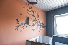 Naar deze schildering kun je uren blijven kijken, voordat je de kat uit de boom gekeken hebt…