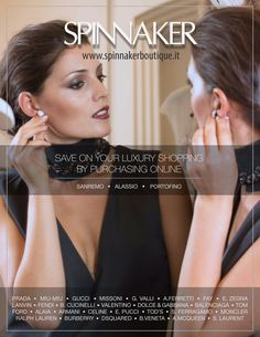 New advertising about Spinnaker Boutique in Sanremo.it