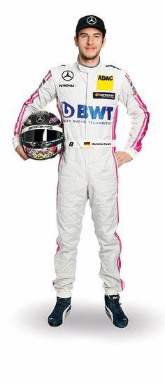 Christian Vietoris fährt 2016 für Mercedes-AMG DTM Team Mücke in der DTM.