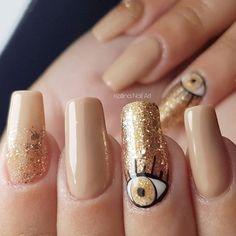 ▷ 57+ Mejores Diseños de Uñas que te Inspirarán (2018 - 2019) Nail Polish, Art Nails, Beauty, Jeans, Finger Nails, Enamels, Violet Nails, Accent Nails, Best Nail Designs