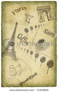 1000 images about paris themed kitchen on pinterest for Paris themed kitchen ideas