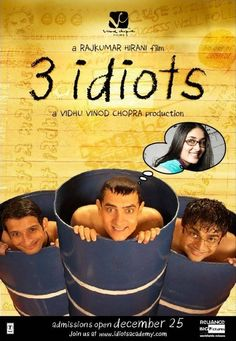 3 İdiots - 3 Aptal Türkçe dublaj indir - http://www.birfilmindir.org/3-idiots-3-aptal-turkce-dublaj-indir.html