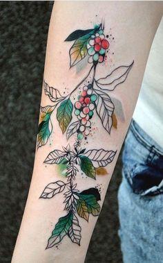 Pretty Tattoos, Love Tattoos, Beautiful Tattoos, Body Art Tattoos, New Tattoos, Tatoos, Floral Tattoo Design, Flower Tattoo Designs, Tattoo Designs For Women
