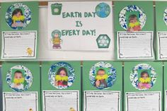 Seusstastic Classroom Inspirations: Earth Day Linky Party