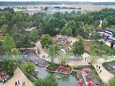Billund es la sede central del Grupo LEGO. Existe una fábrica en las afueras de la ciudad, que produce el 90% de los productos de la empresa, aunque los efectos de la globalización y la competencia de empresas como Mega Bloks están provocando que se lleve más producción a terceros países. En la carretera de acceso a las dependencias del grupo Lego se encuentra el famoso parque temático Legoland,