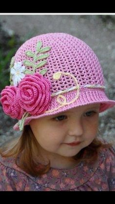Sombrero niña