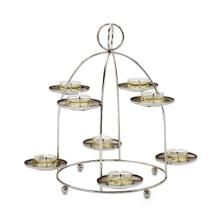 Product Image of Sparkling Lights Tiered Tealight Holder