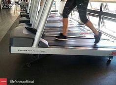 Навстречу новым спортивным достижениям с беговыми дорожками Life Fitness! #lifefitness #run #treadmill