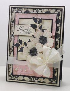 Stampin Up Thank You Cards Wedding | Found on narellefarrugia.com