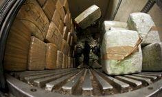 Hallan más de media tonelada de mariguana oculta en muebles de madera en Baja California; detienen a dos | El Puntero