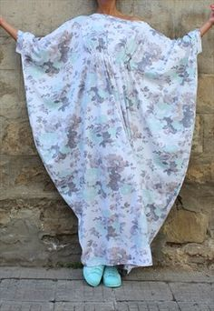 Floral Maxi Dress, Long Maxi Dress, Plus size Maxi Dress
