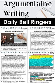Argumentative Essay Topics, Persuasive Writing, Academic Writing, Writing Skills, High School Literature, School Essay, Middle School Writing, College Essay Topics, Essay Writer