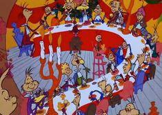 How the Grinch Stole Eid Hogwarts Christmas, Grinch Stole Christmas, Christmas Music, Winter Christmas, Grinch Decorations, December Holidays, Christmas Cartoons, Heart For Kids, Original Movie