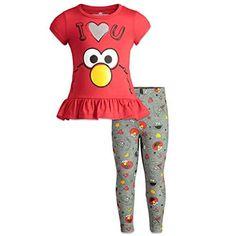 Baby & Toddler Clothing, Toddler Outfits, Girl Outfits, Cute Outfits, Toddler Girls, Girls Tunics, Grey Leggings, Tunic Shirt, Graphic Tee Shirts