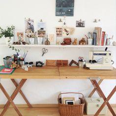 Studio Interior, Room Interior, Interior Design, Boho Room, Boho Living Room, Art Studio At Home, Home Art, Artist Workspace, Room Inspiration