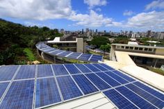 Hawaii has the highest solar penetration in the nation, with one out of every eight homes having 'gone solar.'